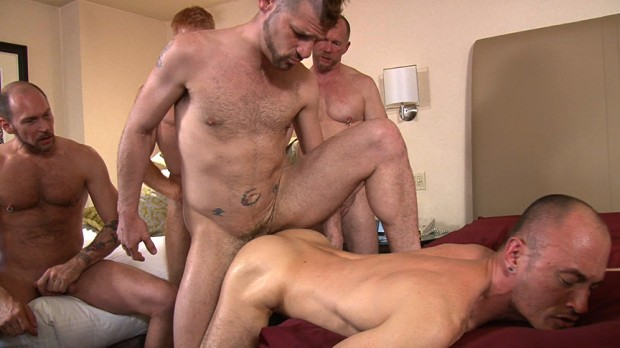 Bareback cum holes gay kevin not only had a 2