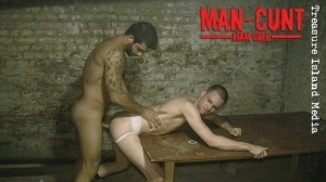 MAN-CUNT, Treasure Island Media, Liam Cole