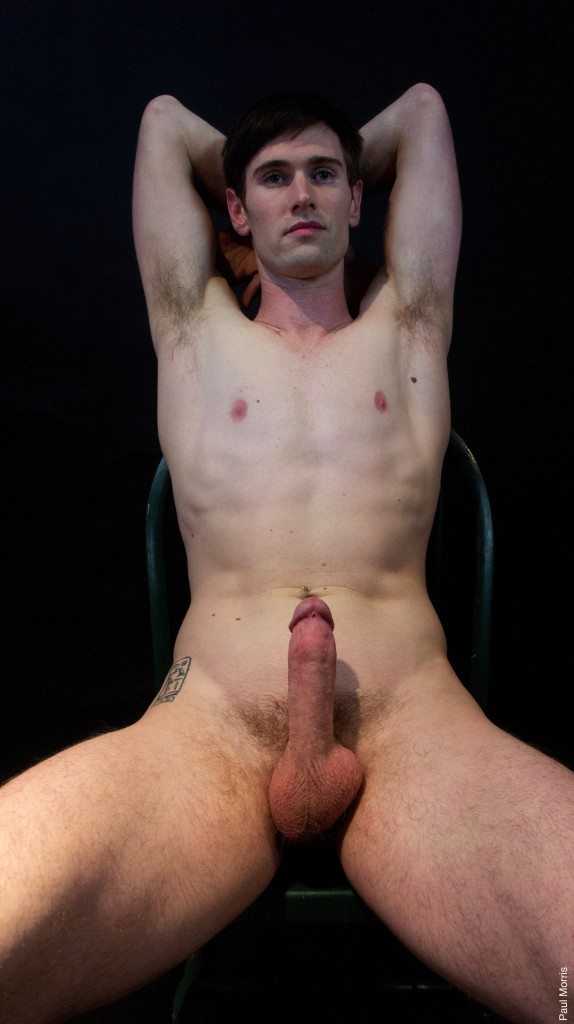 Gymnast boy naked