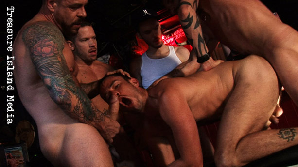 FLOODED featuring Rocco Steele and Owen Powers